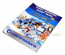 Easy Lesson Easy quiz sealed pour Commodore c64 comme version disquettes