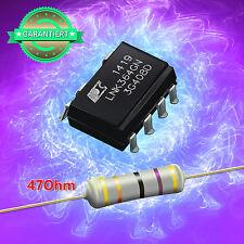 LNK364GN + Widerstand 47 Ohm 3 Watt Whirlpool AEG Trockner Waschtrockner + WM