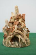 """David Winter Cottages """"Woodcutters Cottage"""" Mint in original box."""
