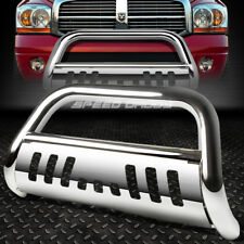 FOR 97-04 DODGE DAKOTA/DURANGO TRUCK CHROME BULL BAR PUSH BUMPER GRILLE GUARD