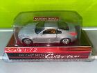 Yat Ming 1/72 1:72 Die Cast Metal Car In Packaging Unopened Nissan 350Z Silver