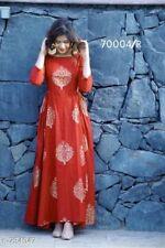 Indian-Bollywood-Designer-indo-western-gown-Kurta-Kurti-women-ethnic-dress- 3F