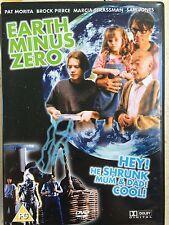 Marcia Strassman Sam Jones EARTH MINUS ZERO ~ 1996 Famille Sci-Fi Film DVD