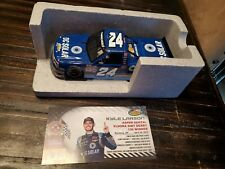 KYLE LARSON 2016 DC SOLAR ELDORA WIN RACED VERSION SILVERADO 1/24 ACTION