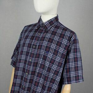 Burberrys Short Sleeve Shirt Size XL