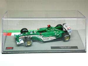 MARK WEBBER Jaguar R4 - F1 Racing Car 2003 - Collectable Model - 1:43 Scale