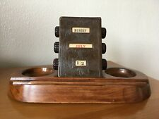 Vintage Desk Tidy By Finch & McCullouch - Made in America