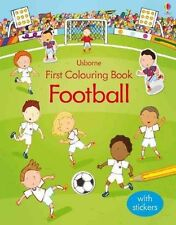 First Colouring Book Football (First Colouring Books), Sam Taplin, Very Good con