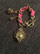 Fun Juicy Couture Charm Bracelet Used Nice 3 Charms Check It Out