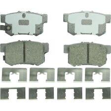 Disc Brake Pad-OE Ceramic Brake Pad Rear DURALAST GOLD by AutoZone DG537