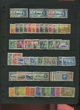 Commonwealth KGVI MNH collection