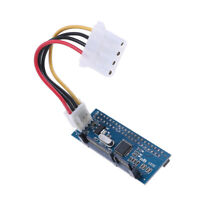 40-Pin 40pin IDE female to SATA 7+15Pin 22-Pin male adapter PATA to SATA caRHB