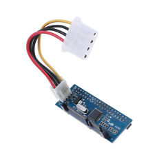 40-Pin 40pin IDE female to SATA 7+15Pin 22-Pin male adapter PATA to SATA card_OQ