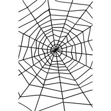 Spiders Web - Halloween Spider Fancy Dress Party Costume Accessory Black