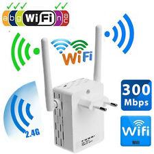 300M Wireless WiFi WLAN Repeater Verstärker Extender Router Mit Externe Antenne