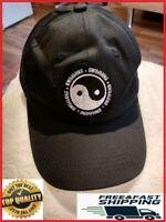 Unisex Baseballcap Mac Miller Swimming Yin and Yang Embroidered Cotton Dad Hat