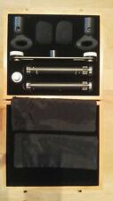 Paire Microphones M-Audio Pulsar II