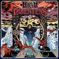 HIGH PRIESTESS - HIGH PRIESTESS   VINYL LP NEU