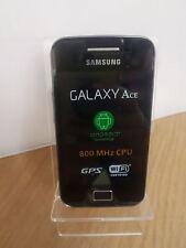 Samsung Galaxy Ace GT S5830i 3G Teléfono inteligente Desbloqueado Sin SIM Teléfono Móvil Negro