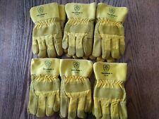 Pack Of 6 Tillman Model 1578 Insulated Winter Work Gloves