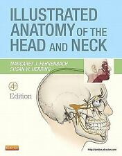 Illustrated Anatomy of the Head and Neck by Susan W. Herring a