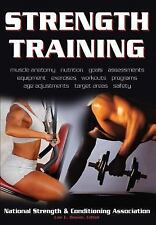 Strength Training by National Strength and Conditioning Association Staff and...