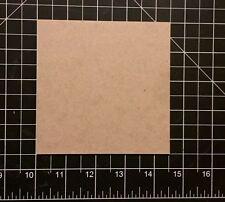 "Davey Binders Board - 4.5"" x 4.5"" / 0.080"" thick (Set of 10 pcs) [book binding]"