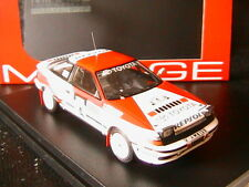 TOYOTA CELICA GT4 #4 SAINZ MOYA 1000 LAKES RALLY 1990 HPI RACING 8573 1/43 MILLE