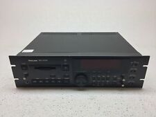 TASCAM MD-801R PROFESSIONAL MINIDISC RECORDER PLAYER DECKS WORKS GREAT BUYITNOW