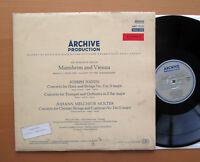 ARC 73151 Haydn Horn Trumpet Concertos Molter Clarinet Concerto ARCHIV Stereo NM