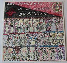 MUSIQUE DIVISIONNAIRE 33e DMT 6e GENIE (LP 33T) LES CONCERTS MUSIQUE 6e GENIE