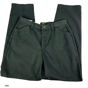 RIDERS By Lee Women's Green Pants/Jeans Sz 10M Color Sage Straight Cotton