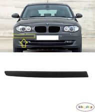 BMW 1 - SERIES 2007 - 2013 NEW FRONT BUMPER MOULDING TRIM RIGHT O/S DRIVER