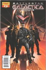 Battlestar Galactica Ghosts Comic Book #2, Dynamite 2008 Near Mint Unread