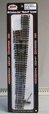ATLAS HO #6 TURNOUT LEFT CODE 100 TRAIN TRACK SWITCH nickel silver rail 283 NEW