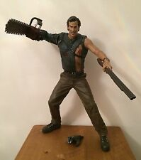 "MCFARLANE MOVIE MANIACS Army Of Darkness Evil Dead 18""ASH (Bruce Campbell) Figure"