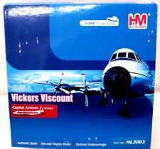 Hobby Master Vickers Viscount 'Capital Airlines' 1:200