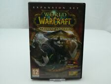WORLD OF WARCRAFT MISTS OF PANDARIA EXPANSION SET