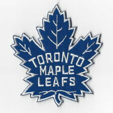 NHL Toronto Maple Leafs Iron on Patches Embroidered Patch Applique Badge Emblem