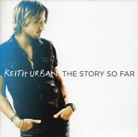 Keith Urban - The Story So Far CD NEW & SEALED (Greatest Hits, Best of)