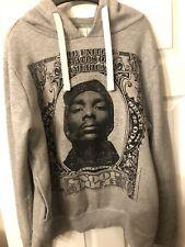 Snoop Dogg Hoodie Large Hiphop Dr Dre Eminem 50 Cent 2 Pac