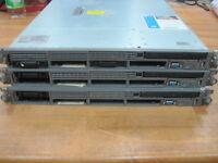 1* 1HE Rack Server|HP Proliant DL360 G5| 2x xeon quad 16GB RAM|700watt redundant