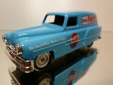 LLEDO DAYS GONE PONTIAC DELIVERY VAN DRINK PEPSI COLA - 1:43 - EXCELLENT - 45