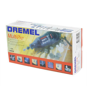 Dremel Rotary Tool 5 Variable Speed Drill MultiPro Grinder with 110V-220V