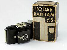 Kodak Bantam f.8, Kodalinear 8/40 mm