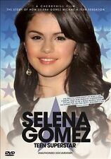USED (LN) Selena Gomez: Teen Superstar (2012) (DVD)