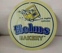 Helms Bakery Los Angeles sign