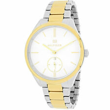 Tommy Hilfiger Women's Silver Band Wristwatches