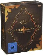 Amanda Tapping Sanctuary - die komplette Serie 4020628916275