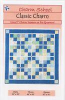 Classic Charm Quilt Pattern - Cozy Quilt Designs